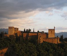 Alhambra, Grenada been there worth a visit
