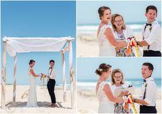 Mandurah Beach Wedding | German Ribbon Tying Ceremony | Jan & Susan | Trish Woodford Photography