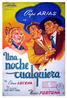 1951 - UNA NOCHE CUALQUIERA - Luis Mottura