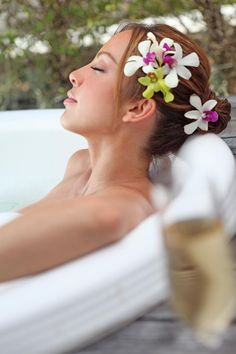 Have a wonderful Spa Day Belinda...Relax and enjoy it.