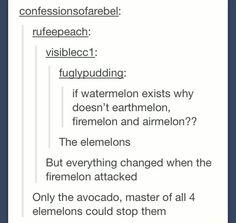 Avocado: The Last Airmelon