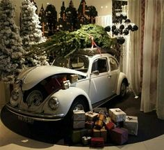 Punch Buggy Christmas