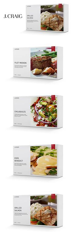 J. Craig : Less is More!  How many ready to eat meals come this clean and minimalistic?