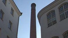 Architecture in Tampere,Finland