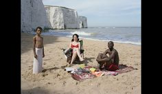 Trish Morrisseys best photograph: infiltrating a family on a Kent beach