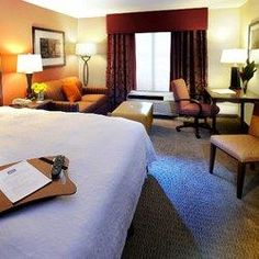 Josephine shared her favorite Hotels's in Pittsburgh Area