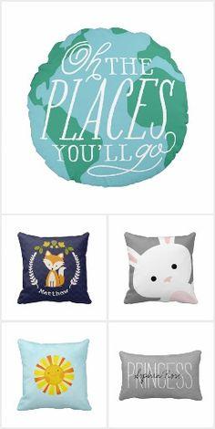Nursery Pillows