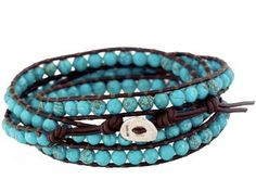 DIY Chan Luu Turquoise Wrap DIY Jewelry DIY Bracelet