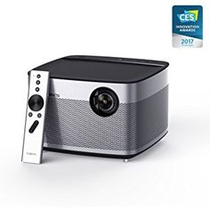 """XGIMI H1 Immersive Home Theater"""" 1080P 3D 900ANSI Lumens Projector with Harman Hardon Stereo"""