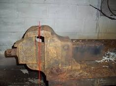 Image result for how to fix a vice to bench