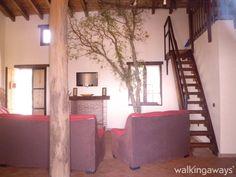 La #casa se encuentra dentro del #ParqueNatural Sierra Norte de #Sevilla. La Sierra Norte forma parte de la #SierraMorena , junto al Parque Natural de Sierra de #Aracena (Huelva) y el Parque Natural de #Hornachuelos (Córdoba)
