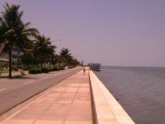 Malecón de Manzanillo, Cuba