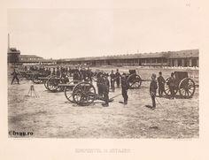"""Regimentul 10 Artilerie, 1902, Romania. Ilustrație din colecțiile Bibliotecii Județene """"V.A. Urechia"""" Galați. http://stone.bvau.ro:8282/greenstone/cgi-bin/library.cgi?e=d-01000-00---off-0fotograf--00-1----0-10-0---0---0direct-10---4-------0-1l--11-en-50---20-about---00-3-1-00-0-0-11-1-0utfZz-8-00&a=d&c=fotograf&cl=CL1.23&d=J117_697980"""