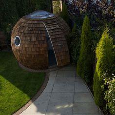 The Pod – A Garden Office by Archipod - Great architecture design | jebiga |