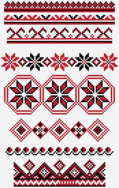 Counted Cross Stitch Design: B |