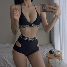 Find images and videos about body, goals and ulzzang on We Heart It - the app to get lost in what you love. Skinny Inspiration, Ideal Body, Perfect Body, Sexy Outfits, Korean Bikini, Skinny Girl Body, Skinny Girls Bikini, Very Skinny Girls, Skinny Asian