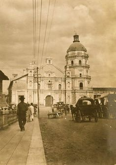 The Beginning years of Methodism in the Philippines. Treaty Of Paris, President Of The Philippines, The Spanish American War, Philippines Culture, Church Architecture, American Soldiers, Photo Essay, Manila, Filipino