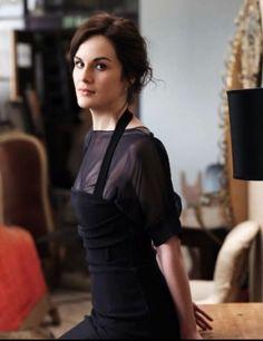 Michelle Dockery - Lady Mary Crawley on Downton Abbey