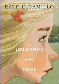 Louisiana's Way Home, by Kate DiCamillo (released October Louisiana Elefante's granny wakes her up in the middle of the night and tells her they need to leave home immediately, and this time Granny intends for them never to return. New Books, Good Books, Books To Read, Fall Books, Best Children Books, Childrens Books, Tween Books, Louisiana, Kate Dicamillo
