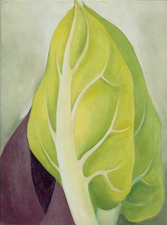 Cos Cob (1926) by Georgia O'Keeffe
