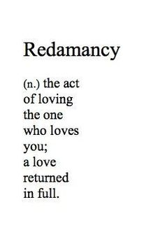 """Redamancy: """"redamancy is distinguished from most of the other words about love in that it is one of the few that specifies reciprocity."""" words Word of the Day: Redamancy - Hugo House Unusual Words, Unique Words, Cool Words, Interesting Words, The Words, Words About Love, Words That Mean Love, Other Words For Things, Art About Love"""