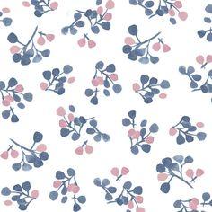 pattern design - Geddes and Gillmore by Nanneke Linders, via Behance
