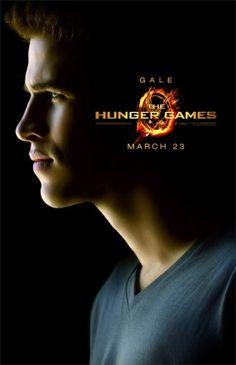 I love Gale!  He is way better than Peeta!!