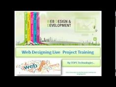 #Web Designing Live Project training #webdesigning #traininginwebdesigning #liveprojecttrainig #TOPS Technologies
