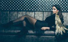 Deepika Padukone for Hello! India