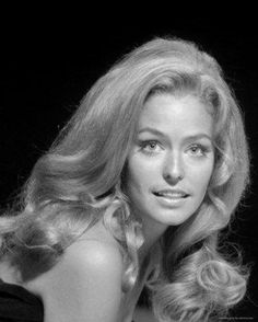 Voted most beautiful in high school, all four years, Farrah Fawcett