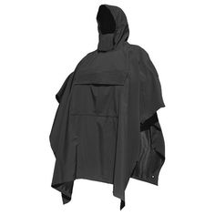 Urban Techwear - Page 250 - supertechwear - superfuture Hazard 4's thoroughly modernised version of the classic military poncho