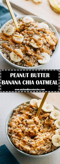 With this formula, the banana and chia seeds help as well. The banana cuts include sweetness, however they additionally mellow and grow . Cooker Recipes, Beef Recipes, Easy Recipes, Snack Recipes, Dessert Recipes, Dinner Recipes, Healthy Recipes, Brunch Ideas, Breakfast Ideas