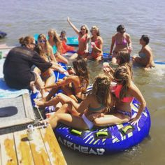 You can't find this at the beach!  Throw an amazing Charleston bachelorette party and book our Tiki Hut today!