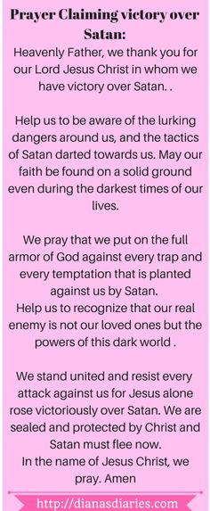 Prayer against cancer daily prayer pinterest cancer awareness there is power in the name of jesus christ and in that power let us stand united and resist this devil who think he got us trapped m4hsunfo