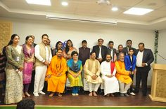 The great evening of 14th Dec, 2016, when the honorable chief guest Shri Shripad Yesso Naik (Ministre of AYUSH) joined us on the inaugural ceremony of #TheYogshala new branch at Gujranwala Town, Delhi. For more details visit the link http://www.theyogshala.com #YogaOPD #HealthWellness #Ayurveda #ShripadYessoNaik #MinisterOfAyush