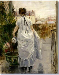 Rue de Emily: Berthe Morisot