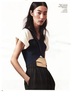 awesome VOGUE CHINA | Editorial Janeiro 2013 |  Ji Hye Park, Tian Yi e mais por Amy Troost