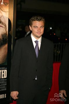 Leonardo DiCaprio at the New York premiere of 'The Departed' to benefit The Film Foundation at Ziegfeld Theatre