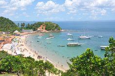Ilha dos Frades Bahia