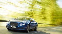 Bentley Motors Website : Models : New Continental GT Speed