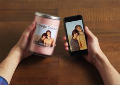 Hey Mom, remind your kid that there's still time for them to make you a  personalized candle for Mother's Day … Visit any Yankee Candle store