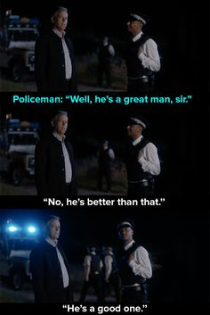 "At the end of last night's episode, he said this. | Let's Chat About That Sherlock And Lestrade Moment In ""Sherlock"""