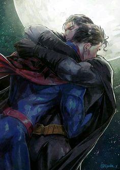Superman and batman/The good friends Superman X Batman, Arte Dc Comics, Bd Comics, Spideypool, Clark Kent, Tim Drake, Nightwing, Gotham, Univers Dc