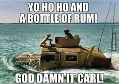 God damn it carl...