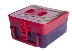 superleuke bento lunchbox itzy ritzy | kinderen-shop Kleine Zebra