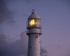 Sunset At The Lighthouse Lighthouse, Landscapes, Scenery, Southern, African, Sunset, Paisajes, Sunsets, Light House