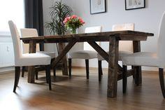 Der abgebildete Tisch ist in den Maßen 200 cm x 100 cm x 76 cm (LxBxH) Einfach mal nachfragen. 590.00