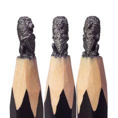 Game of Thrones – Miniatur Skulpturen – GenialeWelt.com