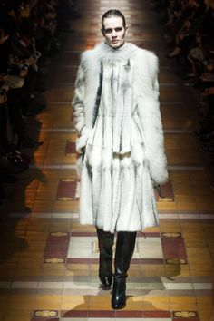 The best Fall 2014 looks from the runways in Paris: Lanvin.