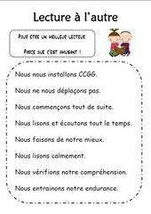 Lecture en ateliers : Aider TOUS les élèves à progresser - Maitresseuh Daily 5 Reading, Guided Reading, Teaching Reading, Teaching Ideas, Read In French, French Practice, French Education, Teachers Corner, French Classroom